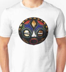 The Ceremonial Mask Unisex T-Shirt