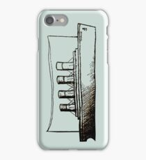 Ghost Liner iPhone Case/Skin