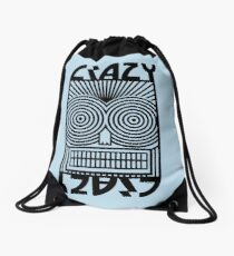 Crazy   Drawstring Bag