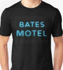 bates motel blue Unisex T-Shirt