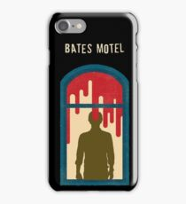 blood motel iPhone Case/Skin