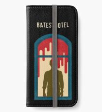 blood motel iPhone Wallet/Case/Skin