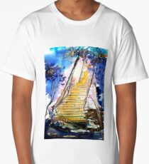 Heaven's Stairway Long T-Shirt