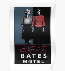 bates couple motel Poster
