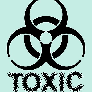 Toxic  by andibird