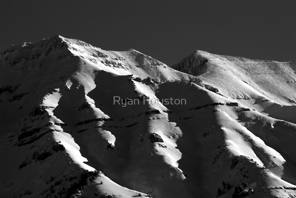Cume of Timpanogos by Ryan Houston