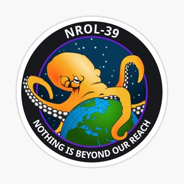 NROL-39 Sticker