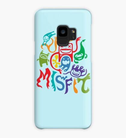 Misfits  Case/Skin for Samsung Galaxy