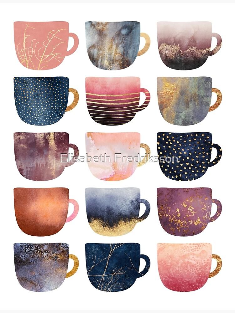 Pretty Coffee Cups 2 by foto-ella