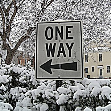 One Way by insanevirtue