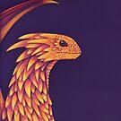 The Tangerine Dragon by Tyler Joy