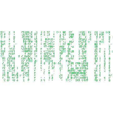 Matrix Code by happykenz