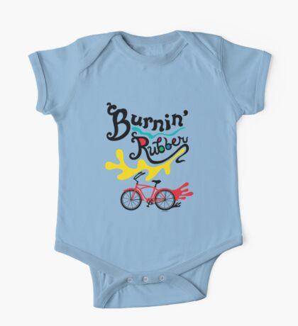 Burnin' Rubber  Kids Clothes