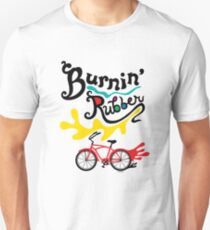 Burnin' Rubber  T-Shirt