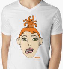 Anime Me Men's V-Neck T-Shirt