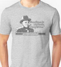 Churchill - Glow Worm T-Shirt