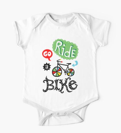 Go Ride a Bike   Kids Clothes