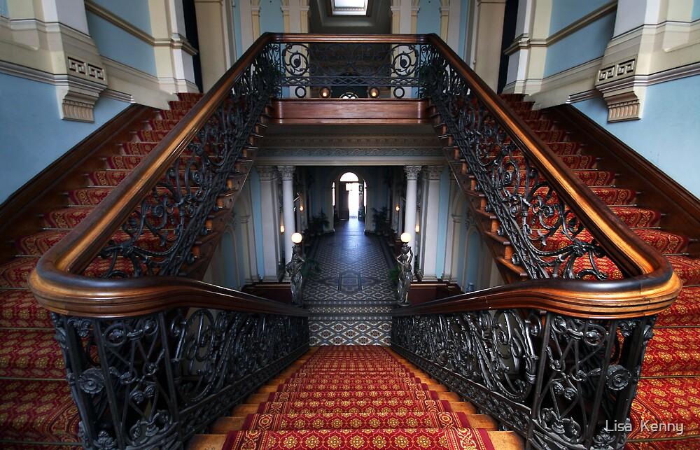 Werribee Mansion by Lisa  Kenny