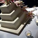 The Wedding Cake by Simon Hodgson