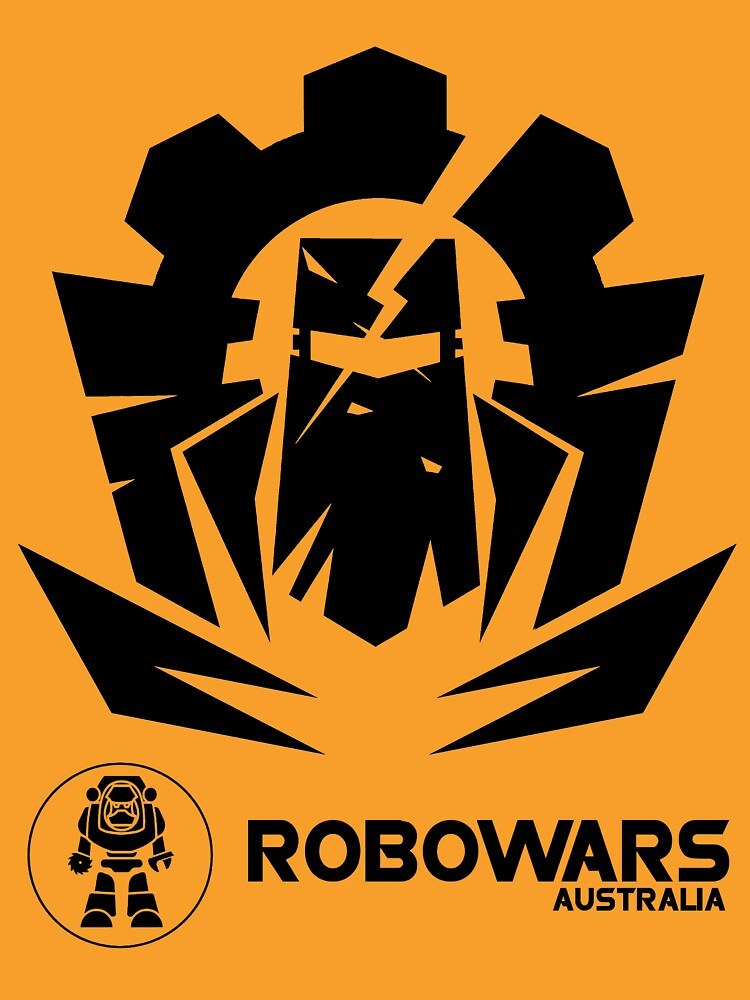 Robowars STAFF COMPETITOR Design Vivid 2017 | Unisex T-Shirt