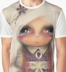 cameo girl and owl companion Graphic T-Shirt
