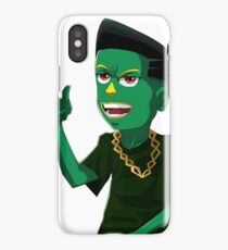 Gumby iPhone Case/Skin
