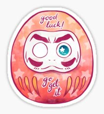 Daruma! Sticker