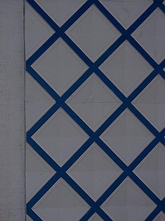 Blue Criss  Cross by karen66