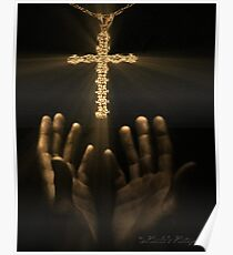 Reaching for salvation..... Poster