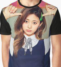 TWICE Tzuyu - Signal Typography Graphic T-Shirt