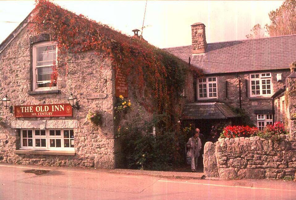 Old Inn at Widecombe by georgieboy98