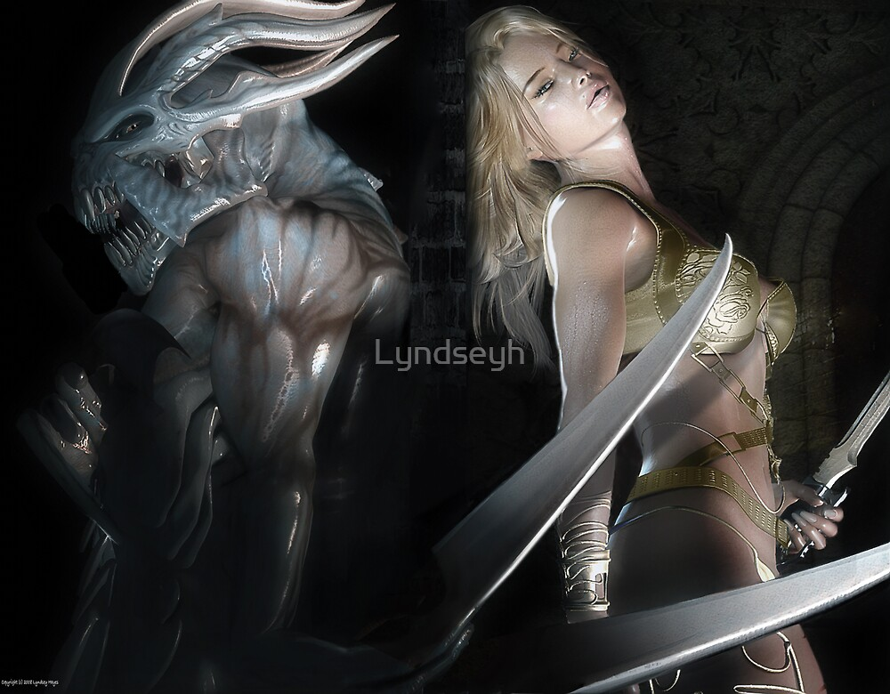 Hunted by Lyndseyh