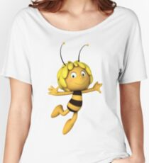 Maya the Bee Women's Relaxed Fit T-Shirt