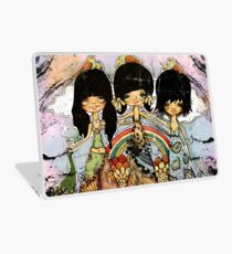 hippy chicks Laptop Skin