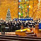 Methodist Church Choir. by HanselASolera