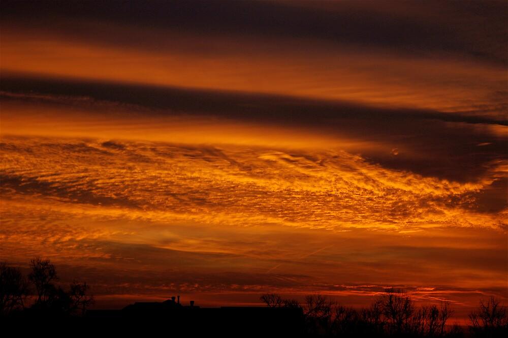Sunrise3 by Jim Caldwell