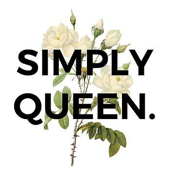 Simply Queen by doryann3