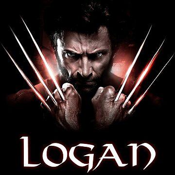 Powerful Logan by leonetser