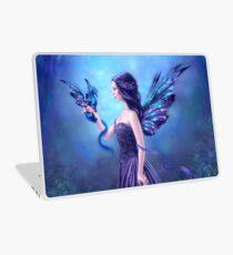 Iridescent Fairy & Dragon Laptop Skin