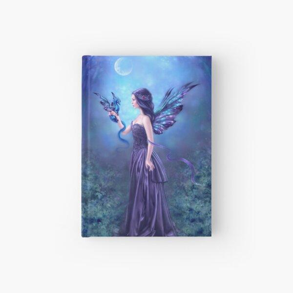 Iridescent Fairy & Dragon Hardcover Journal