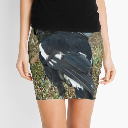 Magpie Mum Mini Skirt