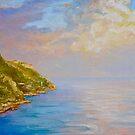 Mediterranean Evening Clouds by Dai Wynn