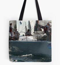 Yacht #3 Tote Bag