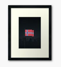 Norway Framed Print