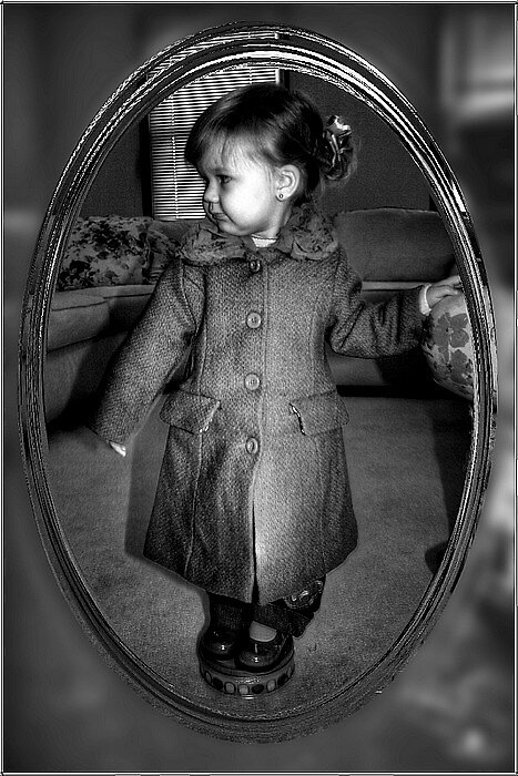 Mirror Mirror On the Wall by Juliebcole
