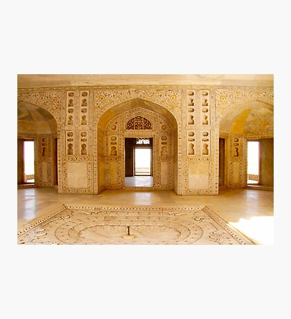 The Prison of Shah Jahan Photographic Print
