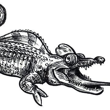 Crocomeleon by cizauskas