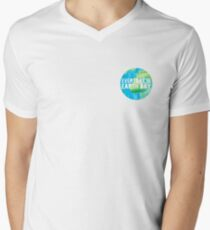 Everyday is Earth Day Men's V-Neck T-Shirt
