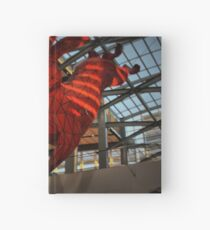 Red Rabbit Hardcover Journal