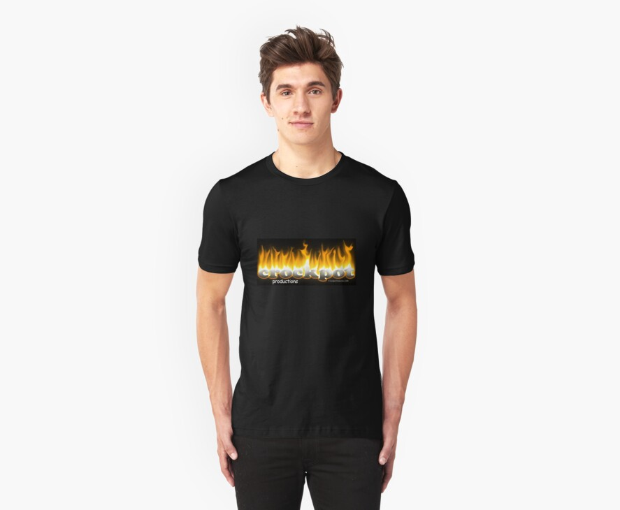 Crockpot Productions Official Tee by Crockpot